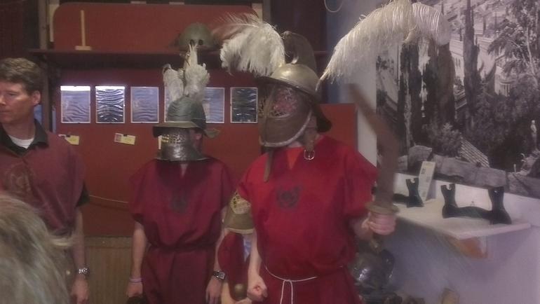 Gladiator Pomp - Rome