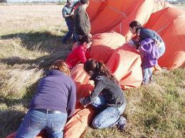 Packing up the balloon was fun too!, Tee Chong L - October 2008