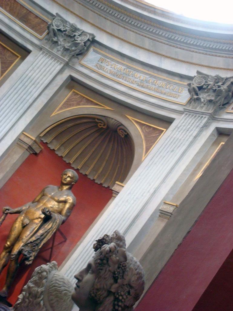 Hercules, Vatican Museums - Rome