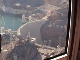 Hoover dam in the morning , Elizabeth H - July 2013