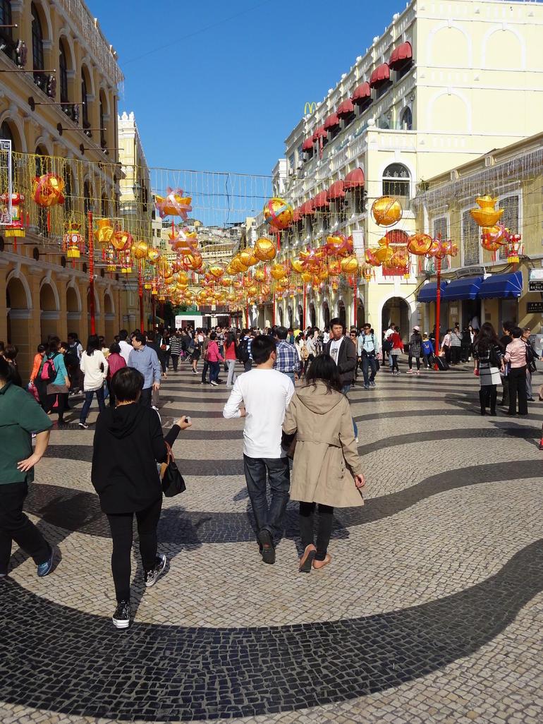 Macau Senado Square - Macau