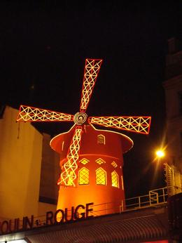 The famous windmill - October 2009