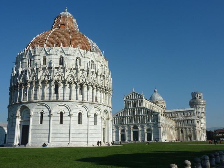 Pisa - January - Pisa