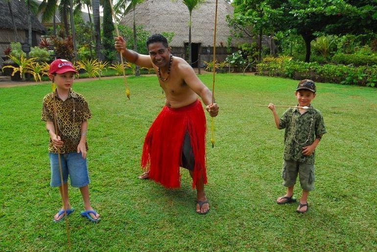 Polynesian Cultural Center - Oahu
