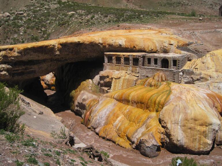Puente de Inca - Mendoza