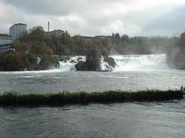 Rhine Falls, Switzerland - Europe's largest waterfall - October 2007