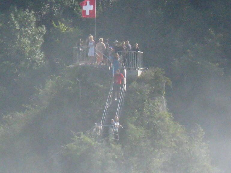 Rhine Water Falls - Zurich
