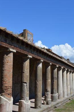 Ruins in Pompeii , Cherie B - August 2015