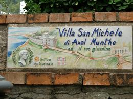 "Villa San Michele--Don't skip this on your visit,even if you just browse quickly. Also stop on the way pack on the path to taste some free ""Lemoncello"",and buy to take home from Capri., Suzanne D - September 2010"