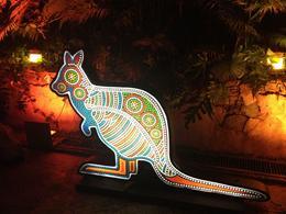 Singapore Night Safari, Cat - August 2013
