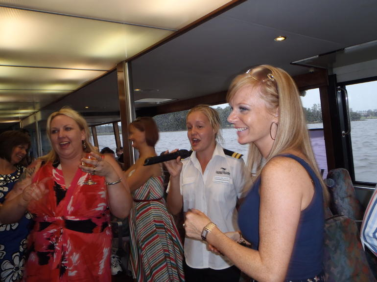 Swan River Wine Cruise - Perth
