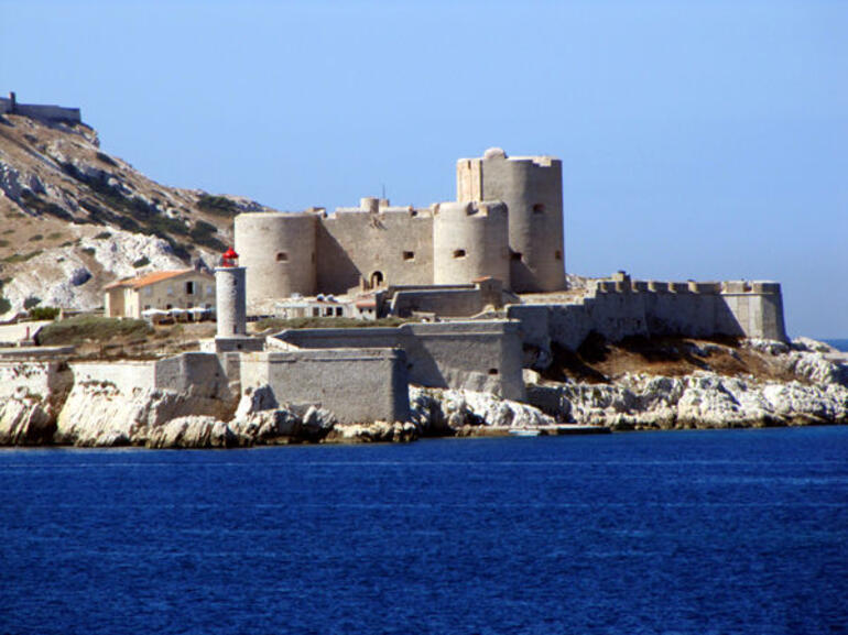 The Chateau d'If - Marseille