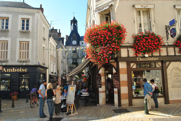 Village of Amboise - Paris