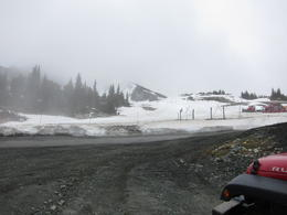 Snow ahead!, Jeff - August 2013