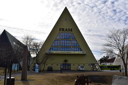 Fram Museum , AM - April 2017