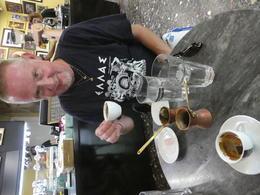 Greek Coffee , Tazrick - September 2017