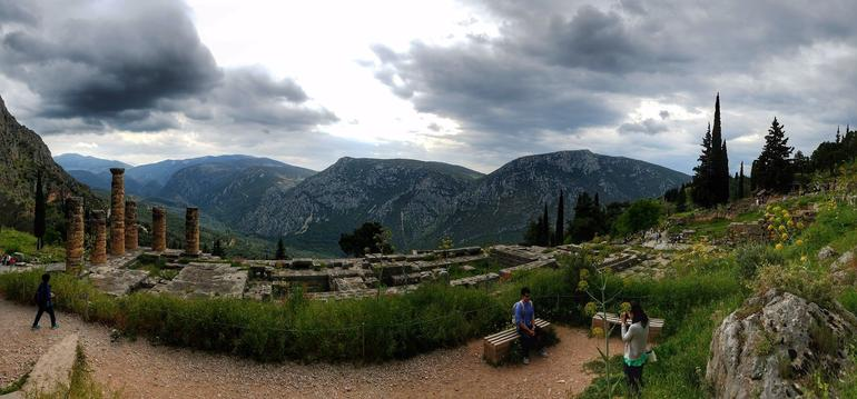 Delphi Day Trip from Athens photo 26