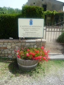 Outside the first wine estate in the Chianti region, AlexB - July 2012