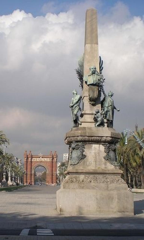Arc de Triomf1 - Barcelona