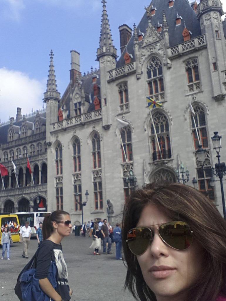 Caminando por Brujas - Amsterdam