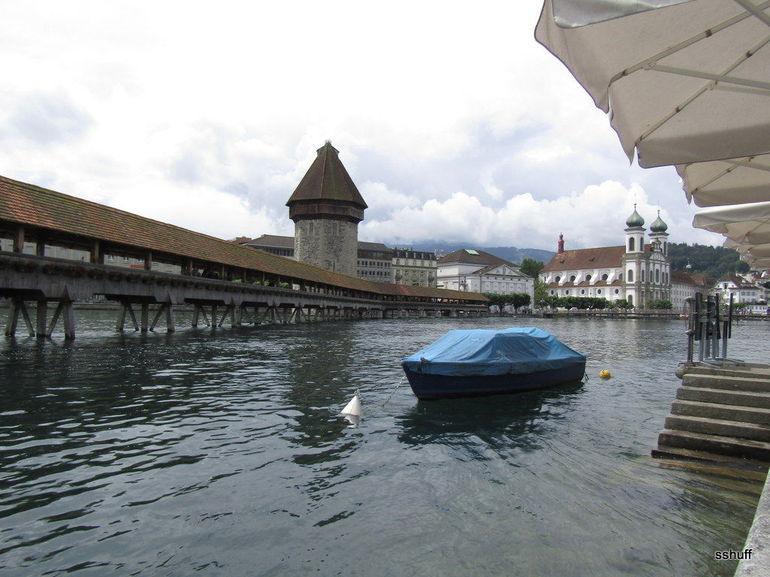 Day Trip to Lucerne and Mount Stanserhorn Including CabriO Cable Car Ride photo 9