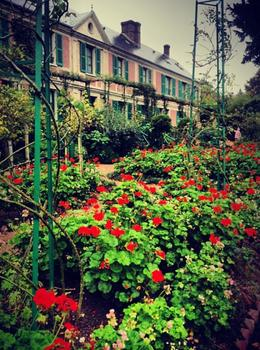Claude Monet's house , Amna A - October 2013