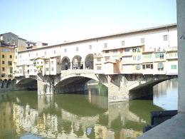 A shot of Ponte Vecchio in Florence, Heather T - June 2009