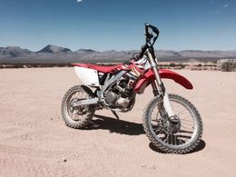 Honda CRF450 in great shape, well maintained and tricked out. , William Q - May 2015