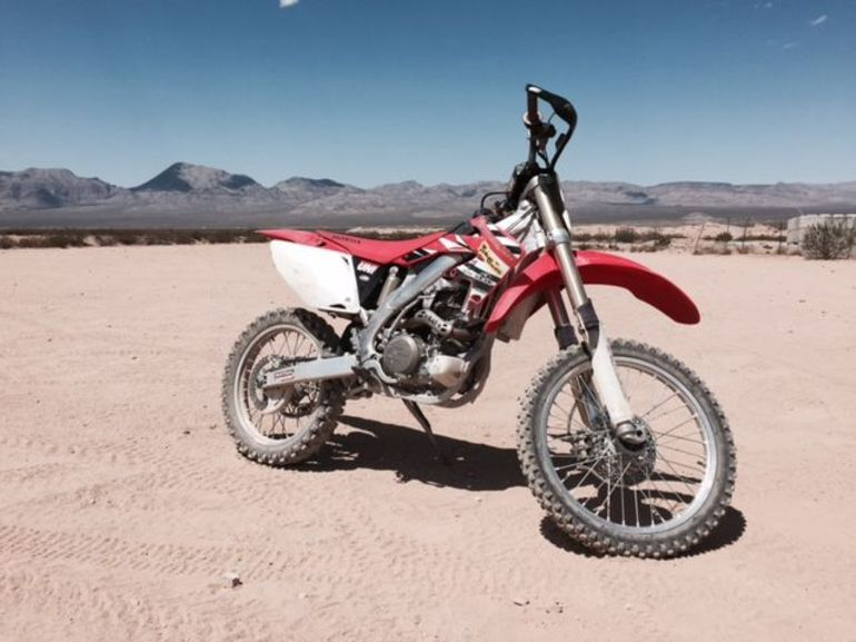 Hidden Valley and Primm Extreme Dirt Bike Tour photo 35