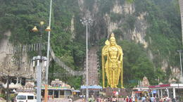 The must-see and unmissable Lord Murugan. , Richard M - October 2014