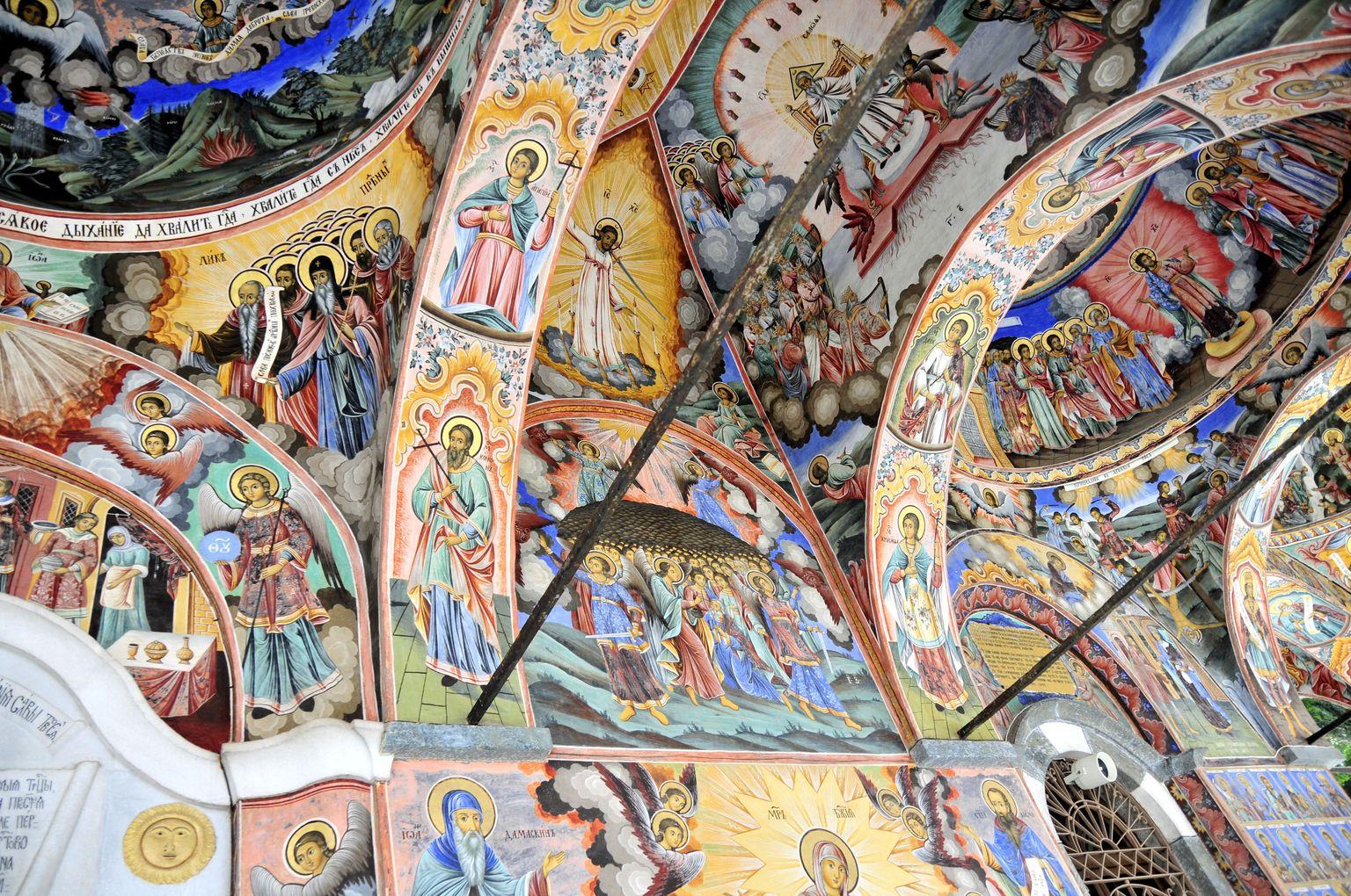 MÁS FOTOS, Escapada de un día al Monasterio de Rila