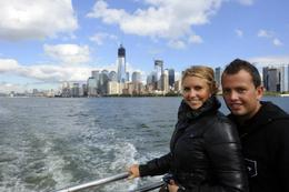 Fabienne en Bryan New York , Ed H - October 2012