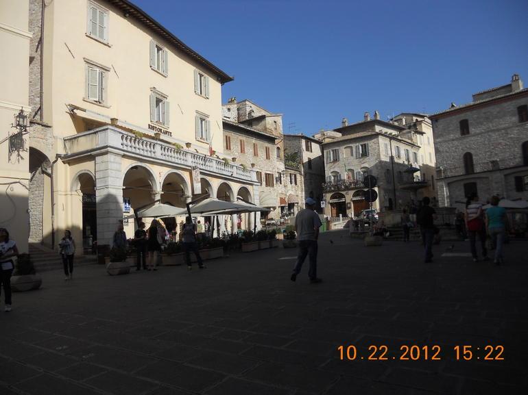 Orvieto town - Rome