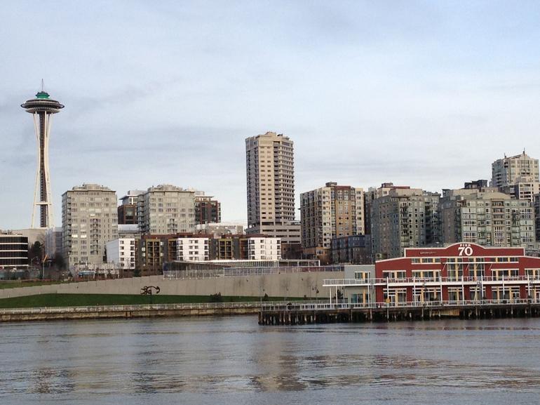 Seattle skyline - Seattle