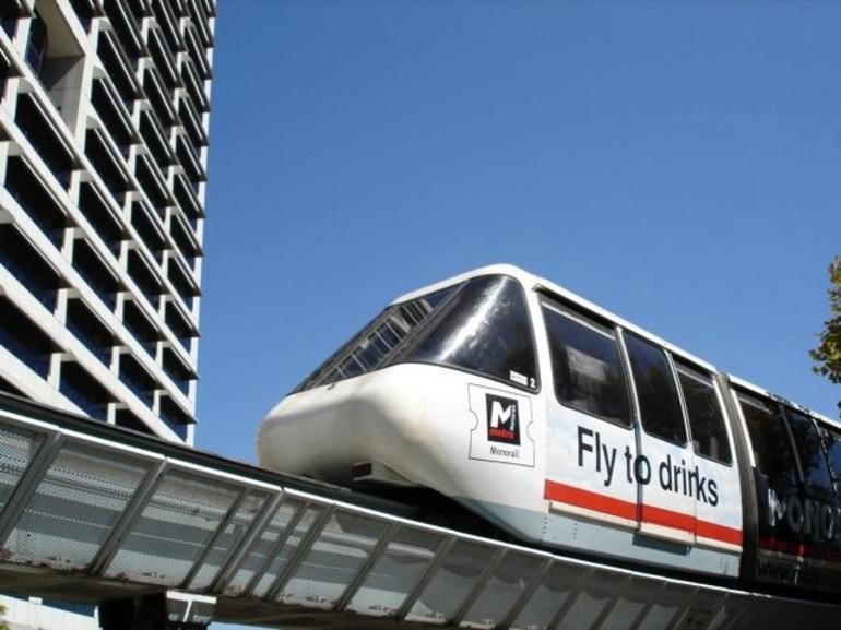 SYD Monorail -