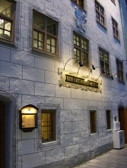 Located in the oldest house in Munich., Wendy H - October 2009