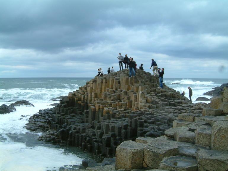 The Giant's Causeway - Dublin
