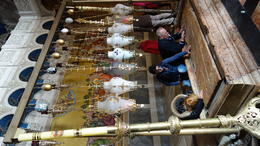 Church of The Holy Sepulcher , Michael - January 2017