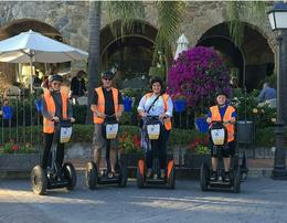 The East Family on Segways in Malaga, Spain , kulmomma3 - February 2017