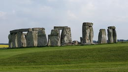 Stonehenge , Gina R - April 2017