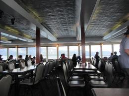 Inside restaurant and bar , Daniel B - August 2017