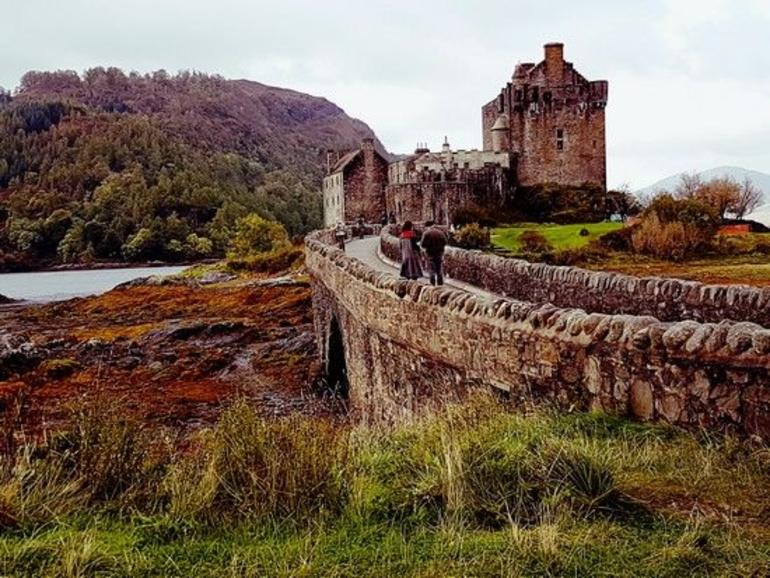 Isle of Skye Full Day 8-Seater Bus Tour from Inverness photo 25