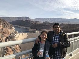 My Wife Fatima and me Adolfo , Adolfo G - December 2017