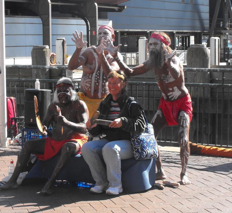 Aboriginal Dancers - Sydney