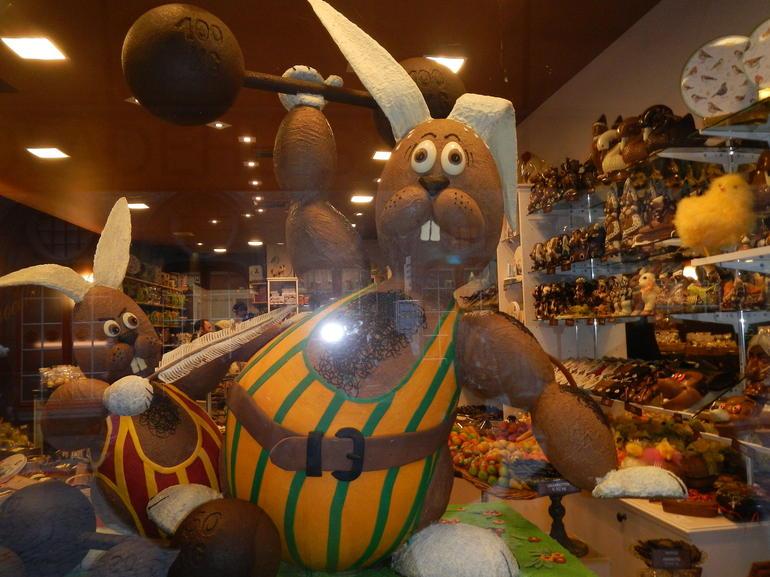 Al rico chocolate belga!!! - Amsterdam