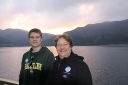 Boat ride on Lake Ashi , Shelley J - November 2011