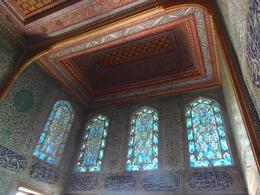 Topkapi Sarayi (Cannon Gate Palace), Istanbul, Turkey, Patricia P - October 2014