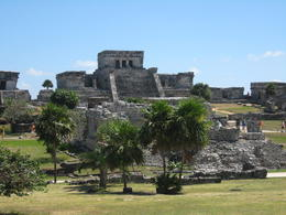 another great shot of Tulum ruins , Patricia A - March 2014