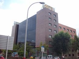 Hotel Cuidad de., Jasper S - September 2008