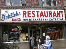Gottlieb's Delicatessen - December 2009